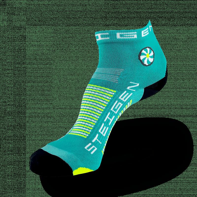 Seaside Running Socks ¼ Length