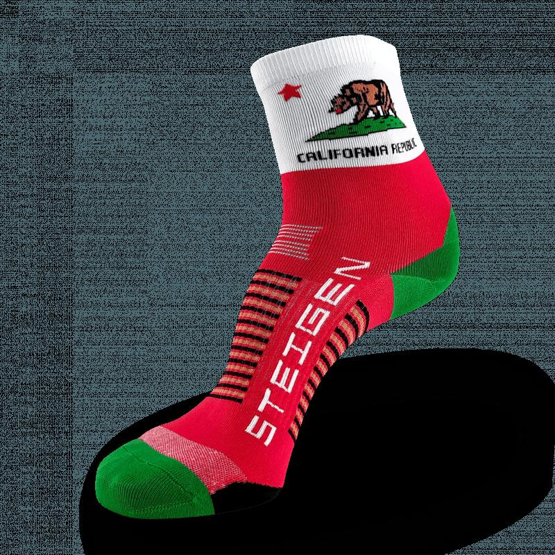 California Running Socks ½ Length