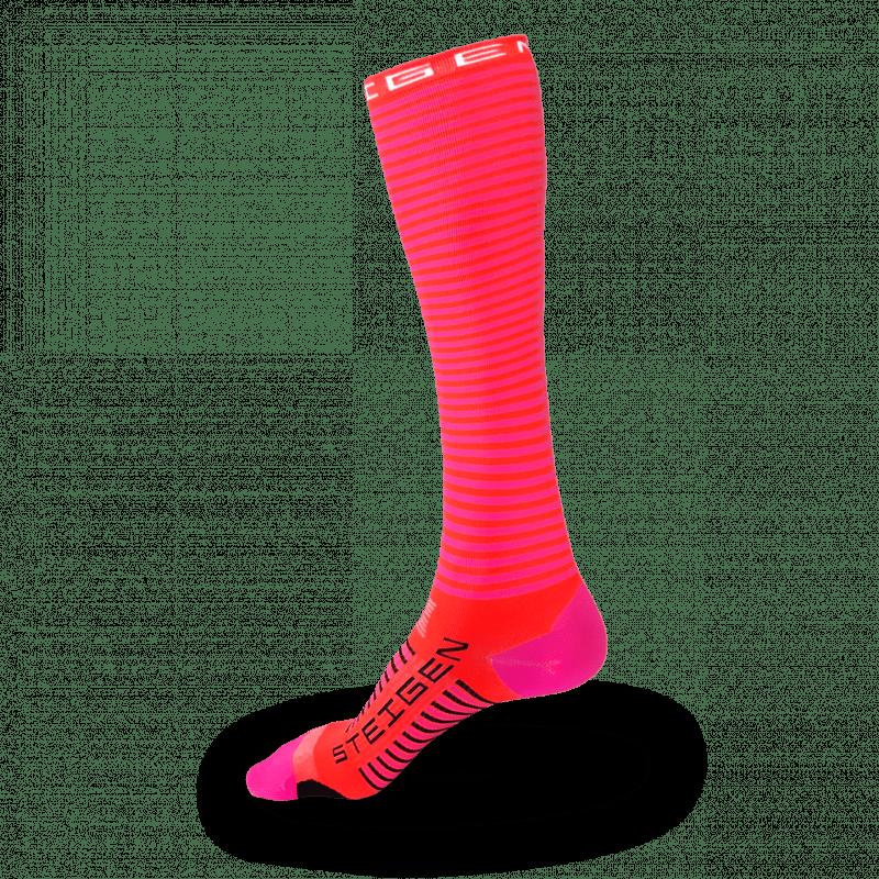 Flamingo Running Socks Full Length