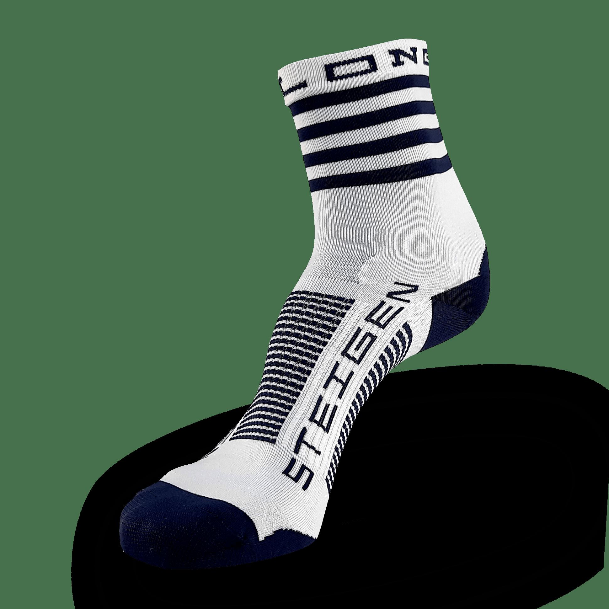Geelong Running Socks ½ Length
