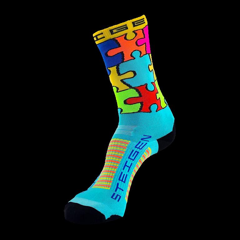 Jigsaw Running Socks ¾ Length