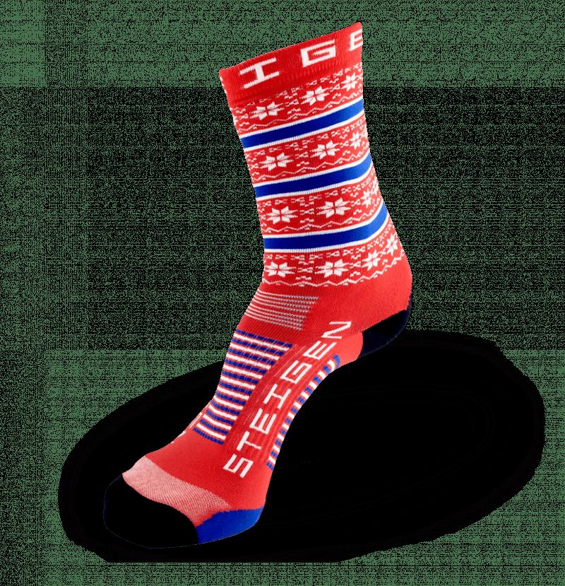 Norway Running Socks ¾ Length